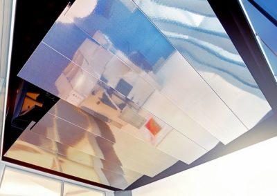 0 faux plafonds metalliques lausanne vaud suisse