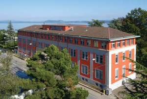 Bâtiment administratif «Tivoli 5»