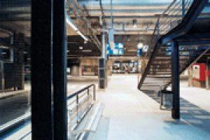 Gare routière GFM Fribourg