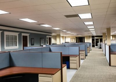 Generic Office Space ready to be occupied