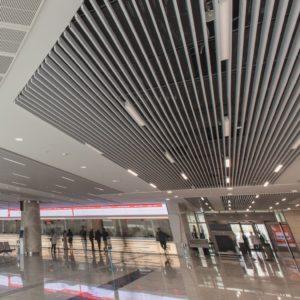1.3 Faux-plafond Lames verticales - 50 Vaud Geneve Fribourg